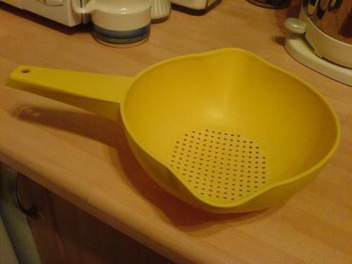 Yellow Colander (vtt no. 2)
